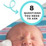 newborn baby pediatrician visit