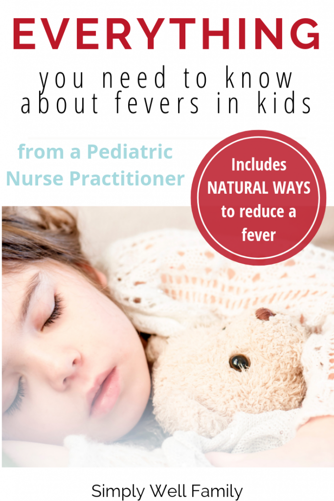 Everything you need to know about fever in children