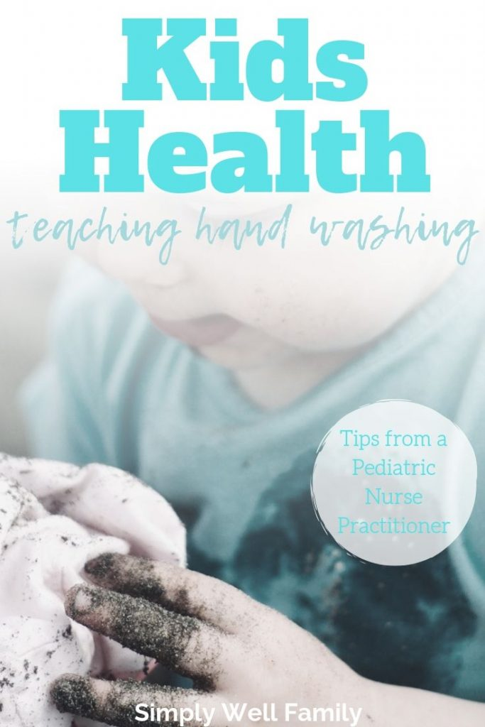 Are your kids getting sick? Teach them how to wash their hands with these ideas. Includes fun activities to learn about germs plus songs to sing while washing hands. Follow these steps for a thorough hand washing lesson!