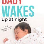 sleeping baby tips to get baby sleeping through the night