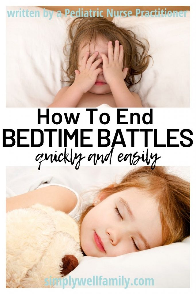 Are you struggling to get your kids to sleep at night? Learn the tips and tricks that will get your kids to go to sleep without a struggle and sleep in their own bed all night long! #toddlersleep #bedtimestruggles #bedtimeroutine #parentingatnight