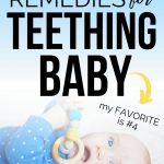 cute baby teether remedies for teething