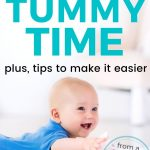 baby tummy time tips